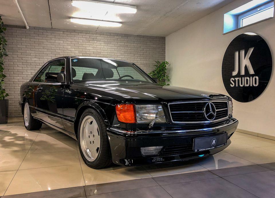 Mercedes SEC560